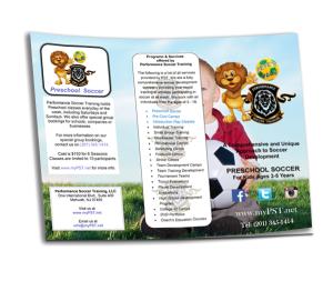 PreSchool Brochure Web